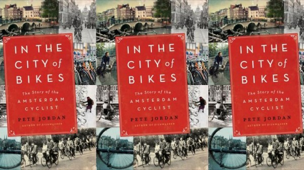 In The City Of Bikes Cover